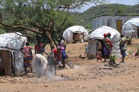 UNFPA Kenya | Delivering into chaos: How UNFPA is helping