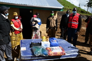 West Pokot Flood victims relief supplies